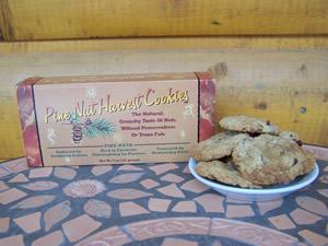 Pine Nut Harvest Cookies