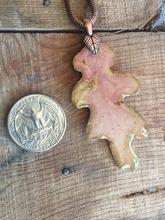 Oak Leaf Necklace 3