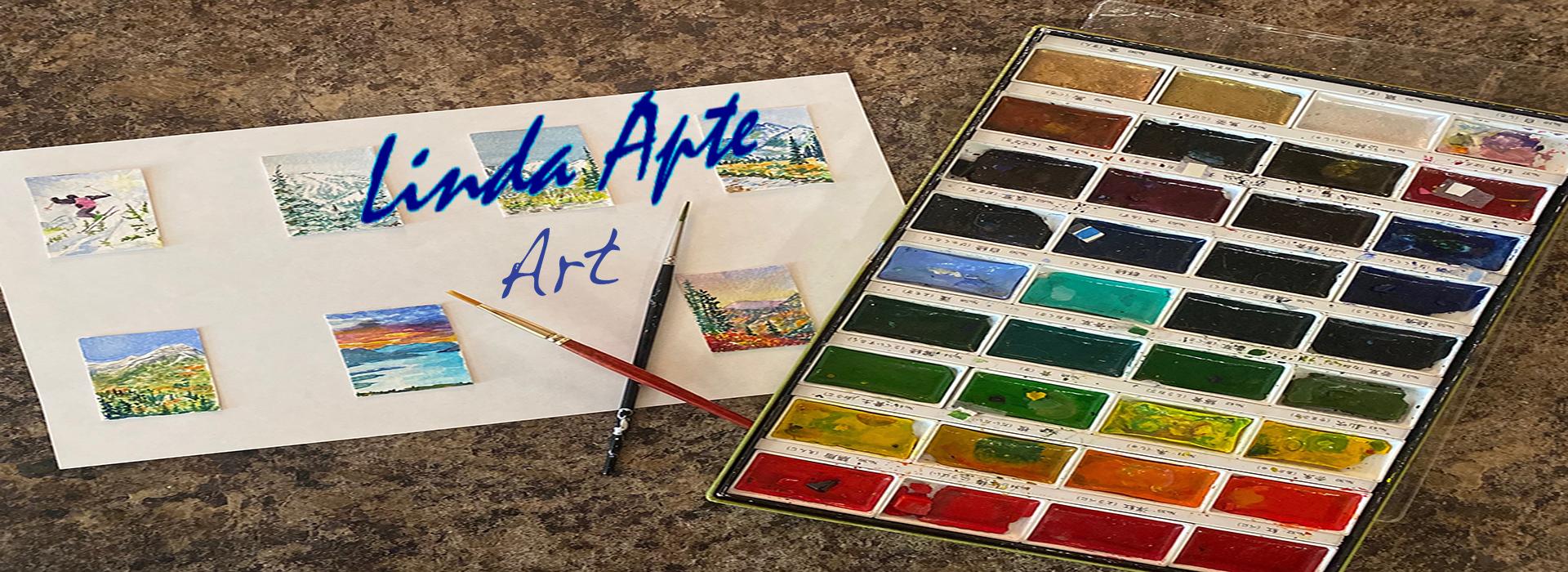Linda Apte Art