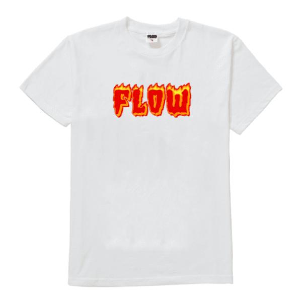 Flame T White